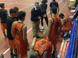Coach Maganza al time out