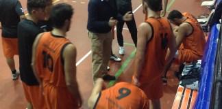 Coach Maganza al time out