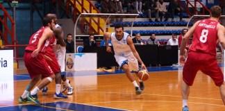 Azzurro Basket Napoli - Aquila Basket Palermo