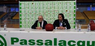 Conferenza stampa presentazione Gianni Lambruschi