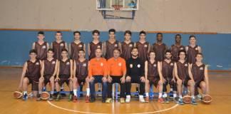 Amatori Basket Messina U18