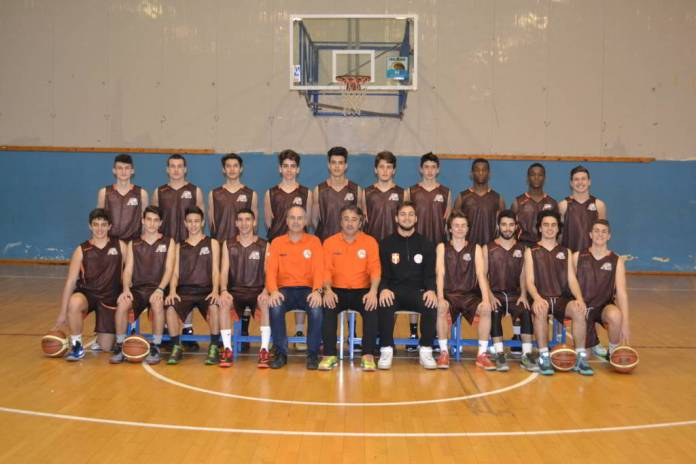 Amatori Basket Messina U18