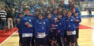 Svincolatini Milazzo all'Adriatica Cup