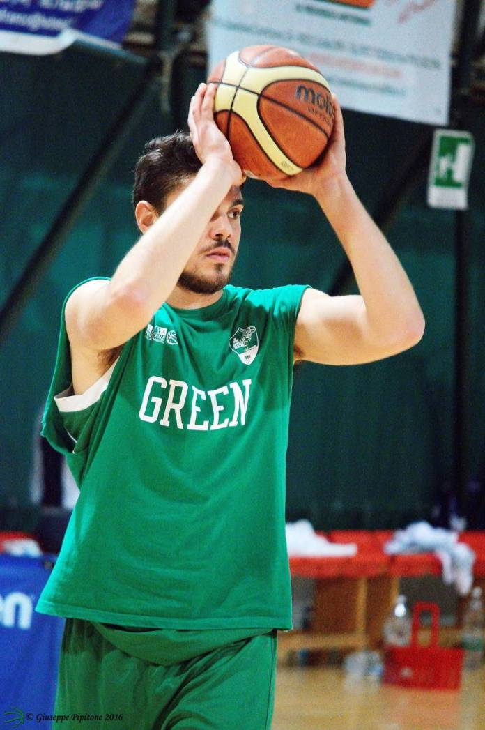 Tagliareni - Green Basket Palermo