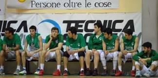 panchina Green Basket Palermo