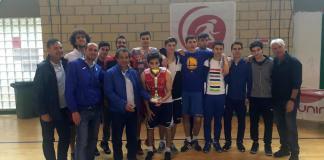 Liceo Medi di Barcellona campione interscolastico 2016