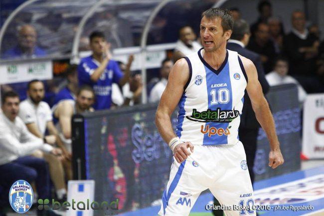 Sandro Nicevic - Orlandina Basket