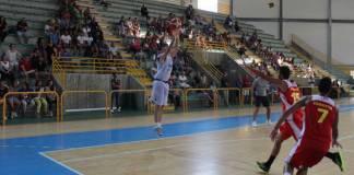 amichevole Betaland Capo D'Orlando - Basket Barcellona