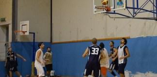 amichevole Basket School Messina - Vis Reggio Calabria