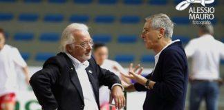 Gianni Lambruschi e Mirko Diamanti