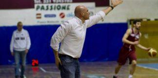 Giuseppe Condello coach della Costa d'Orlando