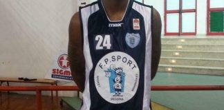 Akeem Caddell dell'F.P Sport Messina