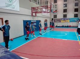 Gruppo Zenith Messina a Catania contro l'Alfa