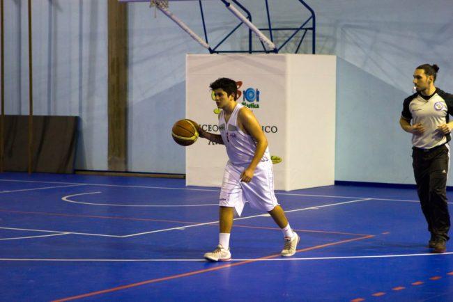 Andrea Cerame del Basket Acireale