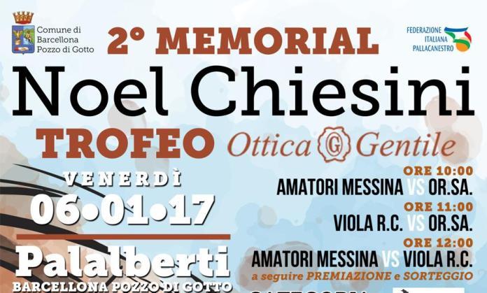 Memorial Noel Chiesini