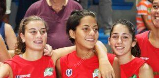 Beatrice Stroscio della Passalacqua Ragusa tra le convocate agli ordini di coach Roberto Riccardi al Raduno della Nazionale Under 16 Femminile