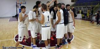 Sporting S.Agata batte il CUS Unime Messina
