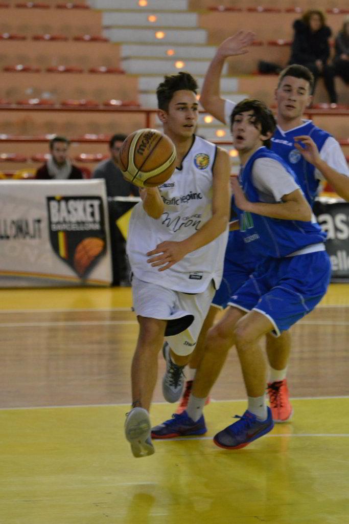 U18: Alias Barcellona - Orlandina