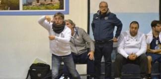 Il coach dell'Alfa, Andrea Bianca