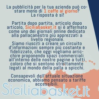 Pubblicità Siciliabasket