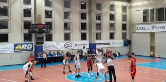 Polisportiva Alfa contro Basket School Messina