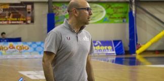 Coach Bacilleri della Cestistica Torrenovese