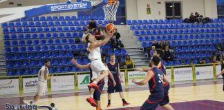 Sporting S.Agata batte Svincolati Milazzo