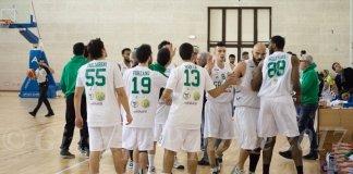 Timeout Green Basket Palermo