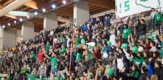 Il pubblico del Green Palermo