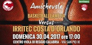 Amichevole Lamezia - Costa D'Orlando