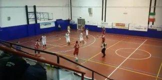 Finale playout gara 2: Spadafora - Basket School Messina
