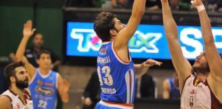 Treviso - Trapani gara 2 playoff