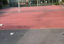 """Il playground """"Falcone-Borsellino"""" di Mascalucia"""