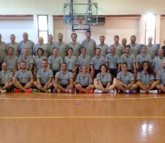 Corso nazionale istruttori Minibasket