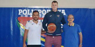 Mario Litrico, Jan Kolonicny e Carmelo Carbone