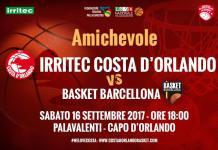 Amichevole Costa D'Orlando - Barcellona