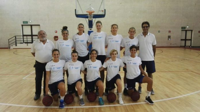 AndrosBasket Palermo 2017/20181