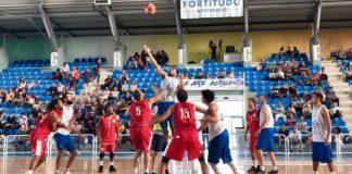 La palla a due tra Agrigento e Trapani