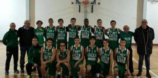 Under 18 Green Basket Palermo