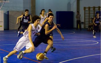 Andrea Venticinque in azione