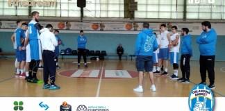 Orlandina Basket a Klaipeda