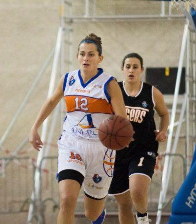Miccio dell'AndrosBasket Palermo
