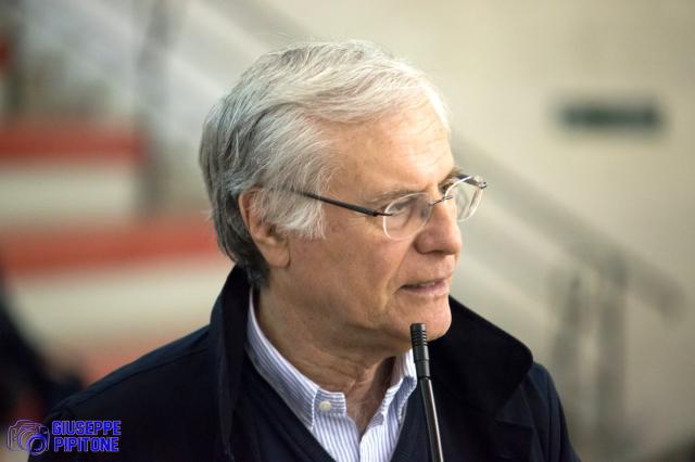 Adolfo Allegra presidente Androsbasket Palermo