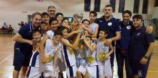 Svincolati Milazzo campioni U13