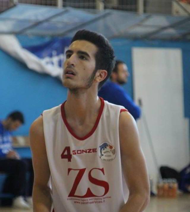 Cristiano Scimone (Foto Chiara Zagami)