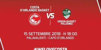 Costa vs Green