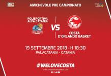 Alfa Catania - Costa D'Orlando