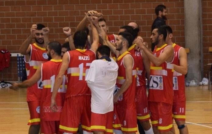 ZS Group Messina festeggia la vittoria del PalaCUS