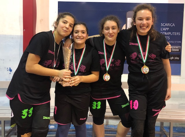 Pcr Messina al JTG 2019