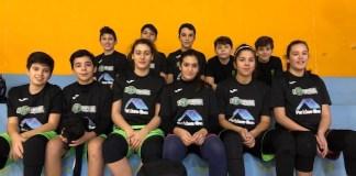 Pcr Messina, formazioni U13 maschile e femminile
